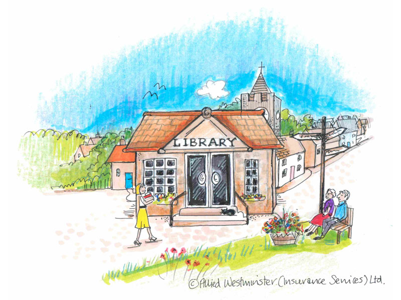 Community Library Insurance - Get a Quote